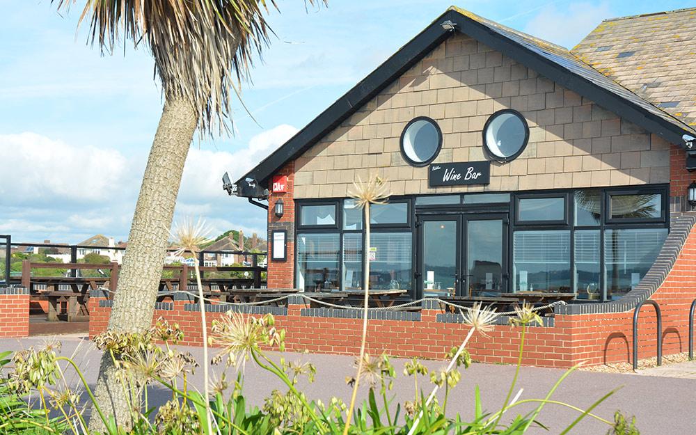Events at Pebbles Fish & Wine Bar Stokes Bay