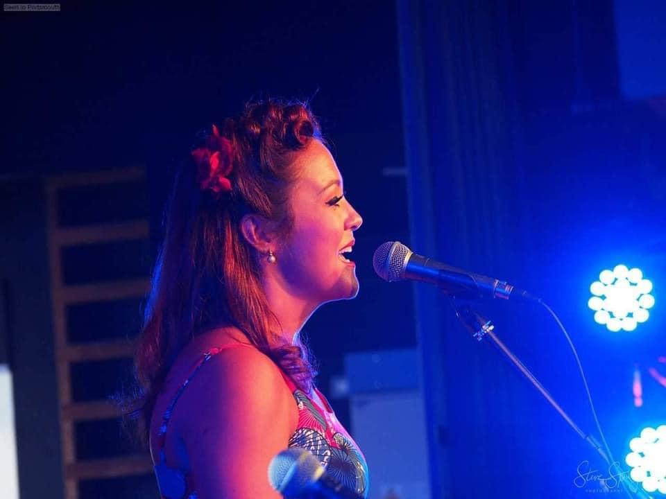 See Amy Baker at Pebbles Fish & Wine Bar